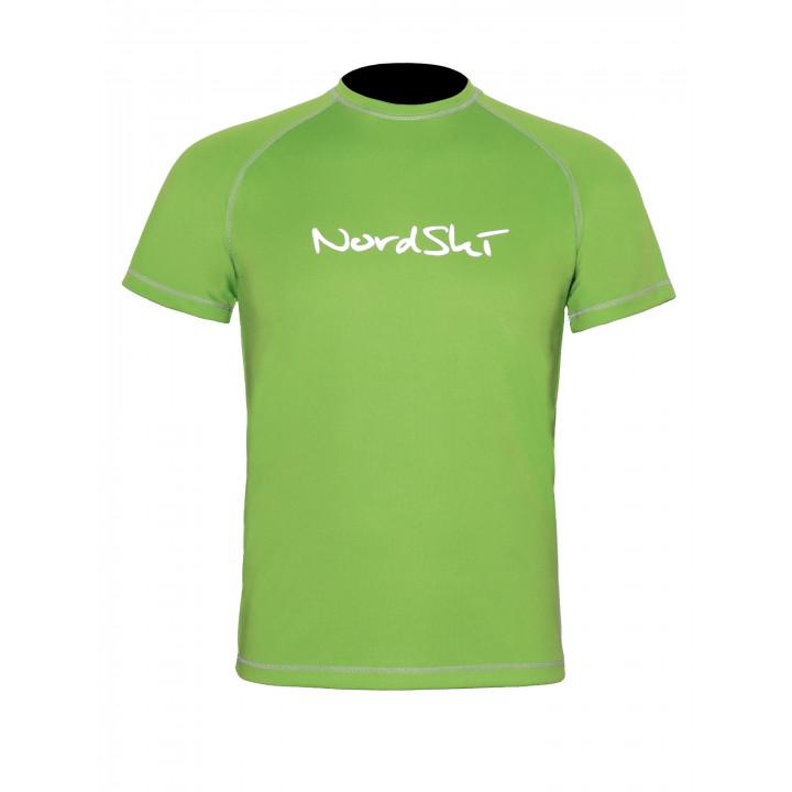 Футболка NordSki Active FUTBM зеленый