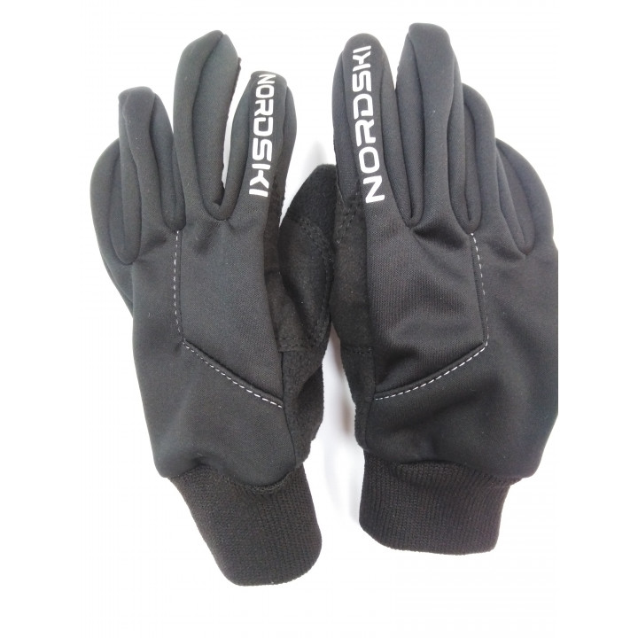 Перчатки NordSki ACTIVE JR. NSJ148100 black