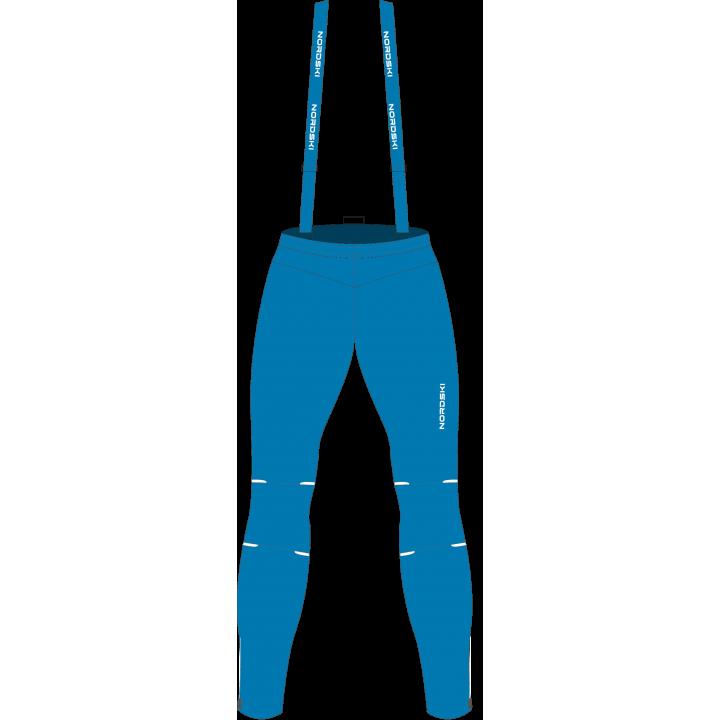 Брюки разминочные NordSki PREMIUM самосбр. NSM305700 blue