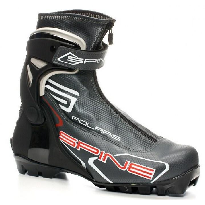 Ботинки лыжные SNS коньковые Spine Polaris 485 -