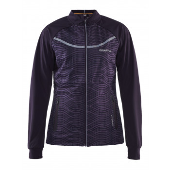 Куртка разминочная Craft Intensity XC 1904237 7102 orbit rich/rich