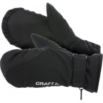 Варежки Craft Alpine 1900373 9999 черный