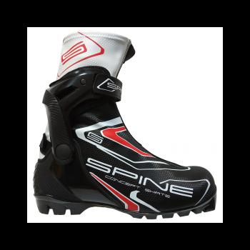 Ботинки лыжные NNN коньковые Spine Concept Skate 296 унисекс
