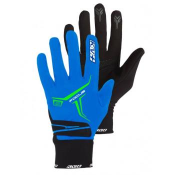 Перчатки KV+ FOCUS 9G07.2 blue/white