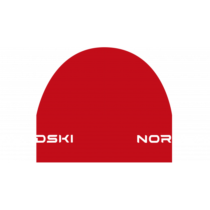 Шапка гоночная NordSki WARM NSV118900 red