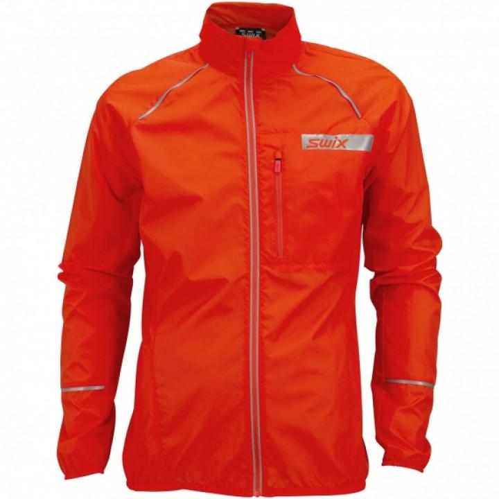 Куртка Swix RADIANT 12331 90015 красный неон