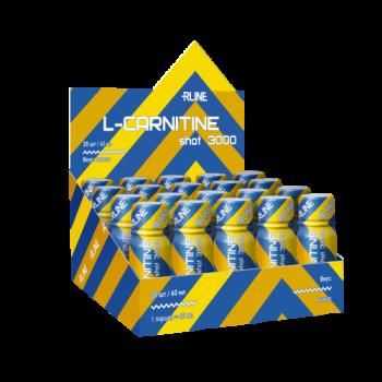 L-Carnitine жидкий шот RLINE L-Carnitine 3000 ананас
