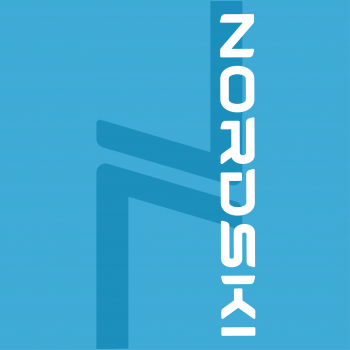 Баф NordSki LOGO NSV410790 light blue