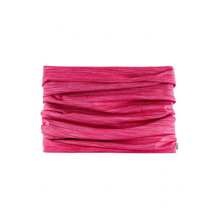 Баф Craft Melange Jersey 1906655 720200 розовый меланж