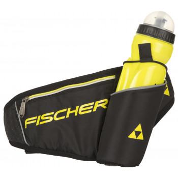 Подсумок с флягой Fischer Z10115 черный/желтый