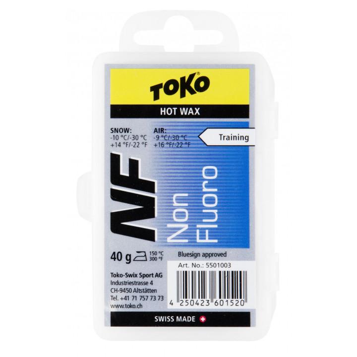 Парафин Toko 5501003 Tribloc NF 10°/-30°С синий