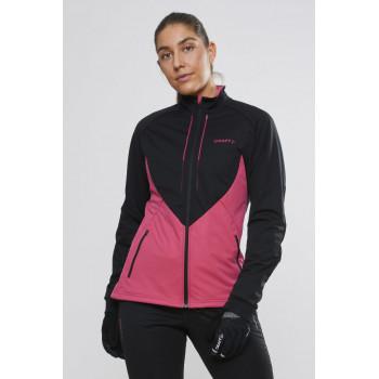 Куртка разминочная Craft Storm 2.0 1904257 720999 fantasy/black