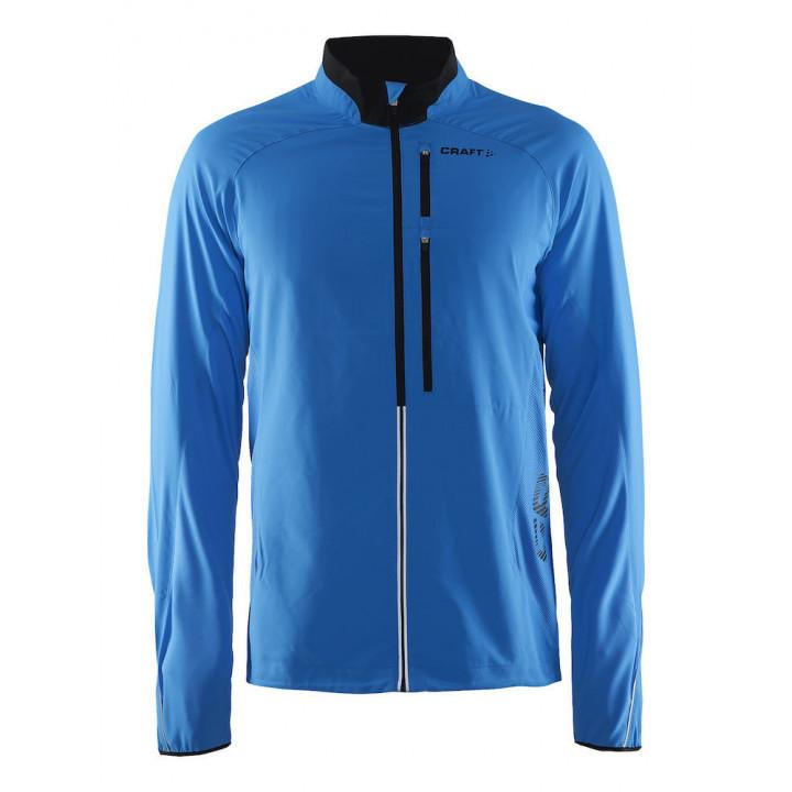 Куртка Craft Breakaway Run 1904781 2355 синий