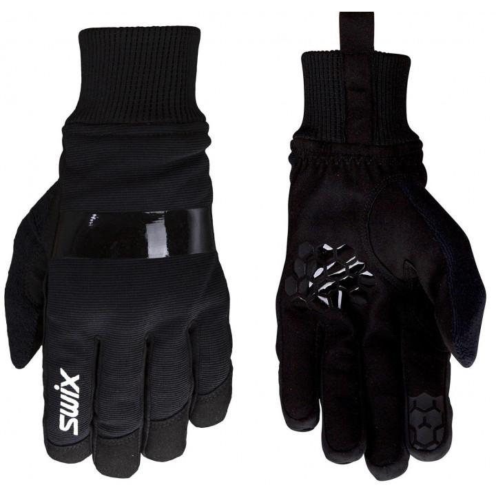 Перчатки Swix ENDURE LINE H0293 10000 чёрный