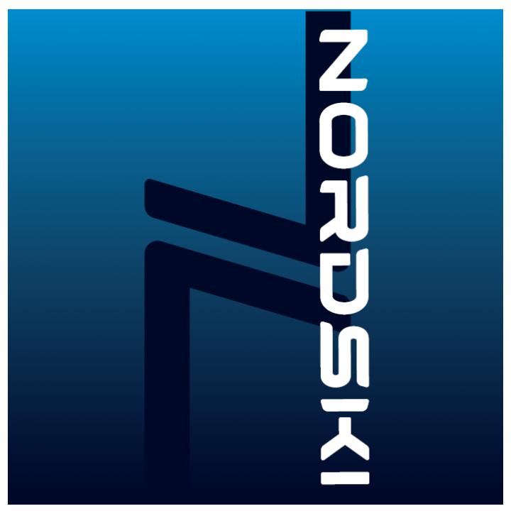 Баф NordSki LOGO NSV410236 deep blue
