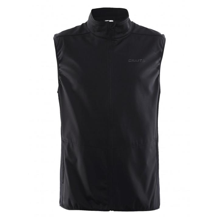 Безрукавка Craft WARM XC 1905376 999920 black