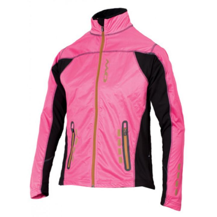 Куртка разминочная OneWay Catama розовый