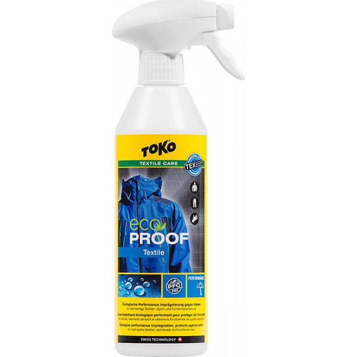 Пропитка для одежды Toko Textile Proof 5582625 500 ml