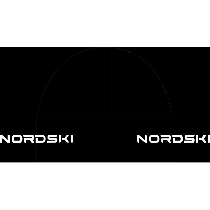 Шапка гоночная NordSki WARM NSV118100 black