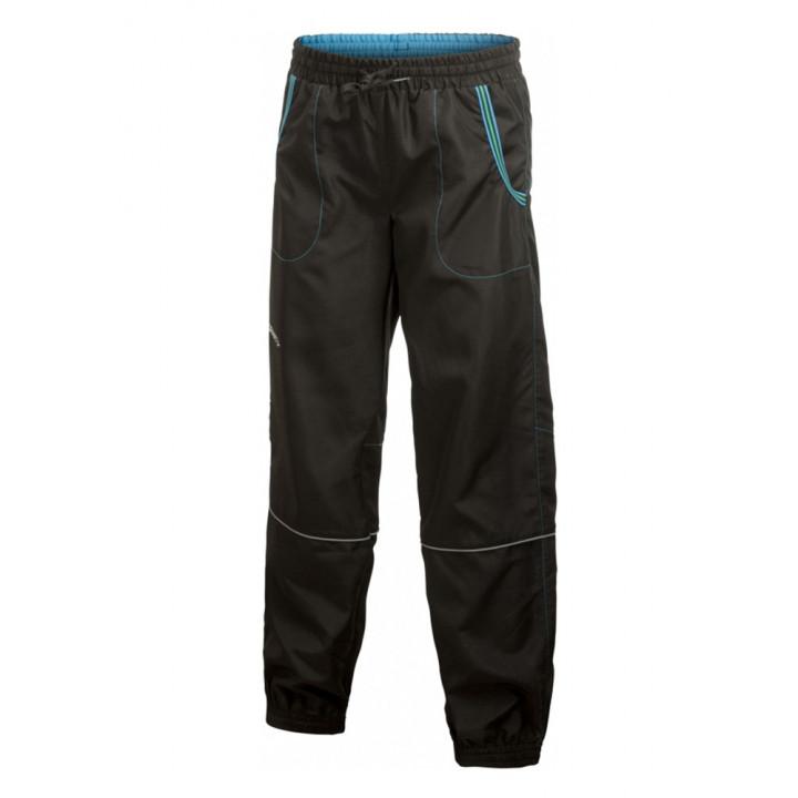 Брюки Craft Run 1901918 9310 черный/синий