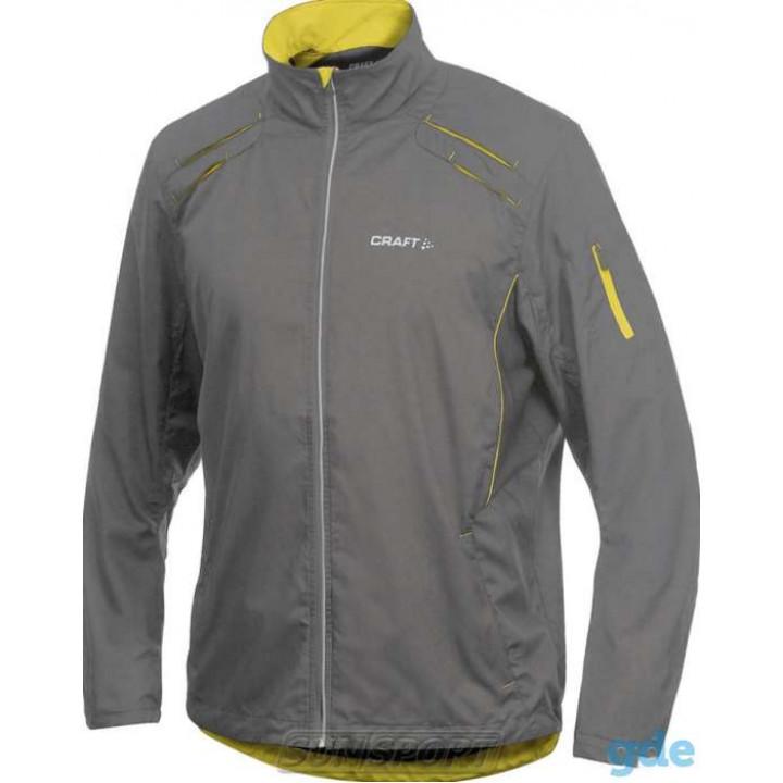 Куртка Craft Performance 1900071 2920 серый-оранжевый