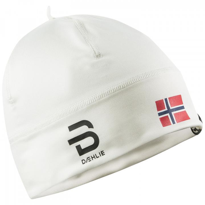 Шапка гоночная Bjorn Daehlie Polyknit Flag 331003 10000 белый