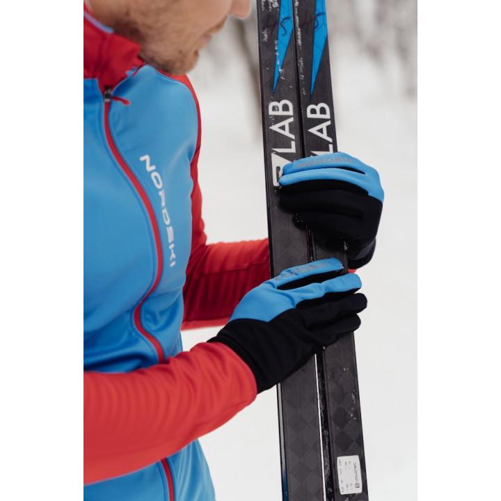 Перчатки NordSki MOTION WS NSV250170 black/blue
