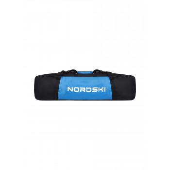 Чехол для лыжероллеров NordSki NSU300170 black/blue