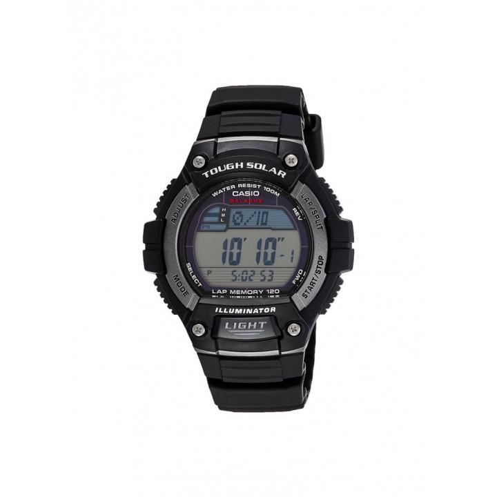Часы Casio W-S220-1A 120 отсечек черный