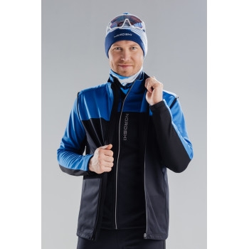 Безрукавка Nordski ACTIVE NSM407710 blue/black