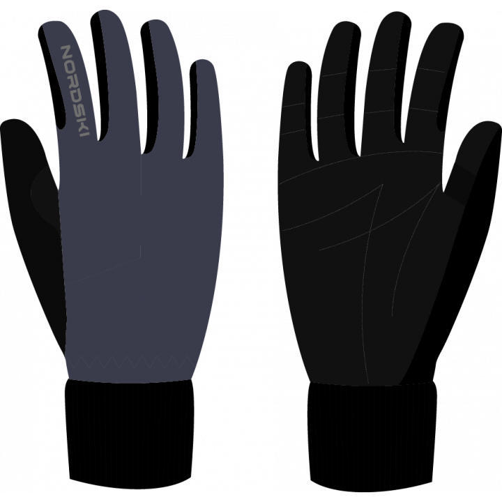 Перчатки NordSki ARCTIC JR. NSJ246021 blueberry