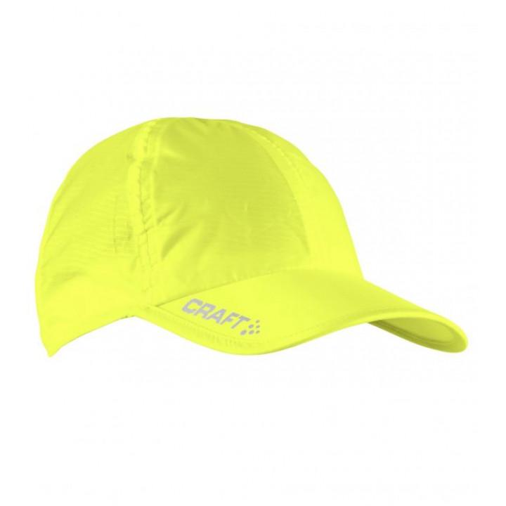 Кепка Craft с защитой UV 1906024 851000 lime