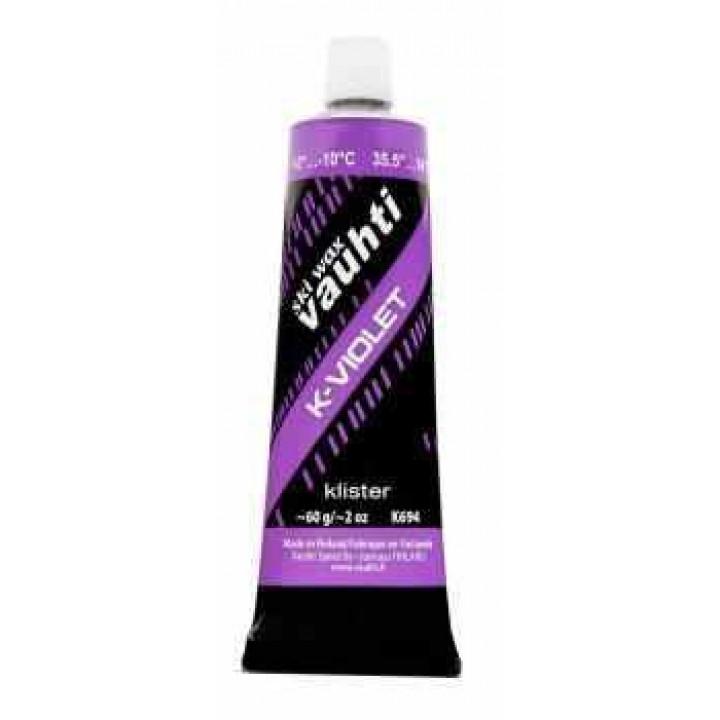 Мазь держания жидкая Vauhti K694 K-Violet /+2…-10/ 60 гр. фиолетовый