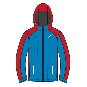 Куртка утепленная NordSki NATIONAL JR. NSJ317790 blue
