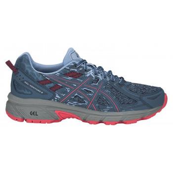 Кроссовки внедор. ASICS Gel-Venture 6 1012A504 400 серый/розовый