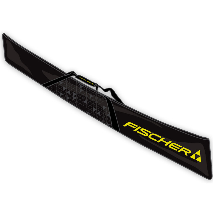 Чехол для лыж Fischer Eco 210 Z02417 на 1 пару черный