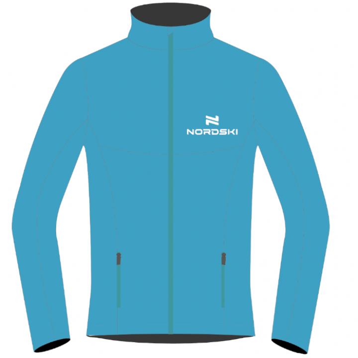 Куртка разминочная NordSki MOTION JR NSJ445735 breeze