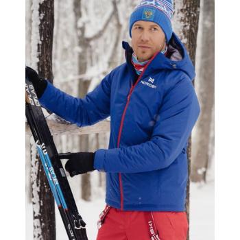 Куртка утепленная NordSki MOTION NSM429797 patriot