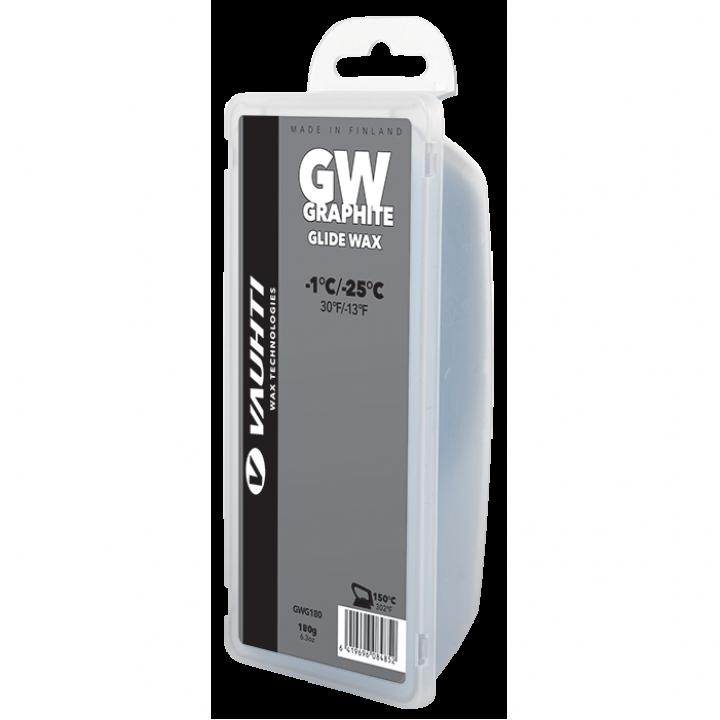 Парафин Vauhti GW GRAPHITE GWG180 /-1...-25/ 180 гр.