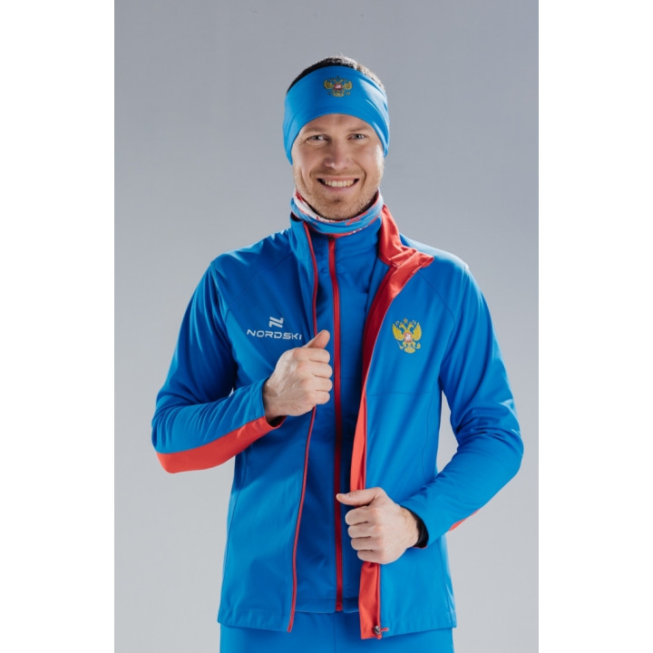 Куртка разминочная Nordski ELITE GTX RUS NSM543192 russia
