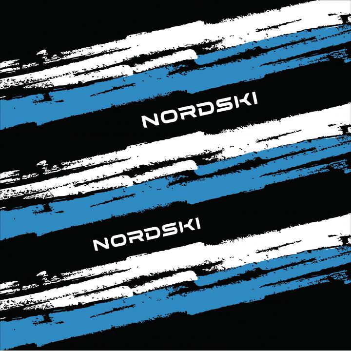 Баф NordSki STRIPE NSV409100 black