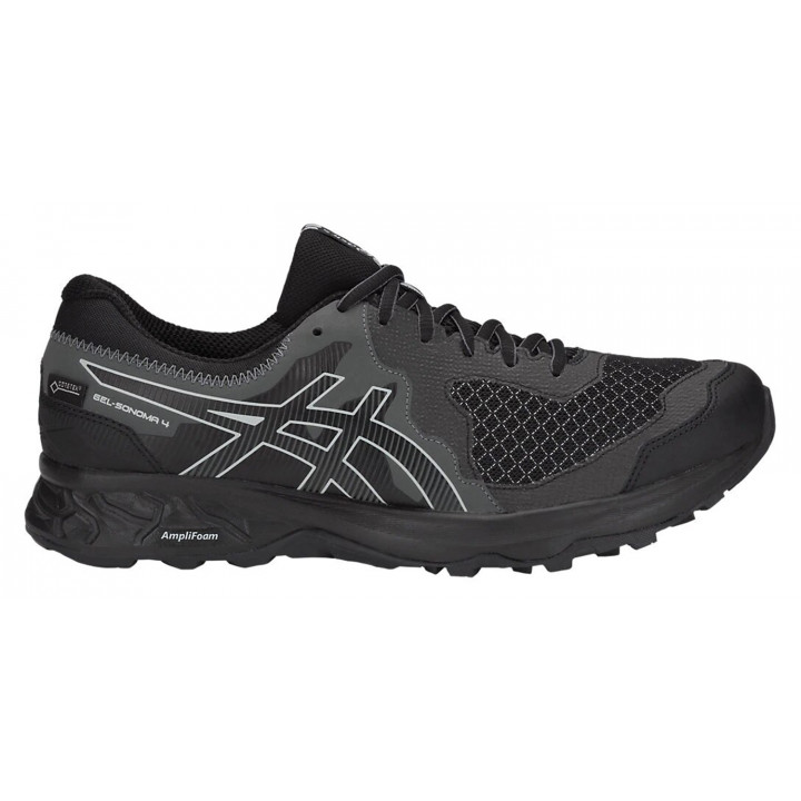 Кроссовки внедор. ASICS Gel-Sonoma 4 GTX 1011A210 001 black/stone grey