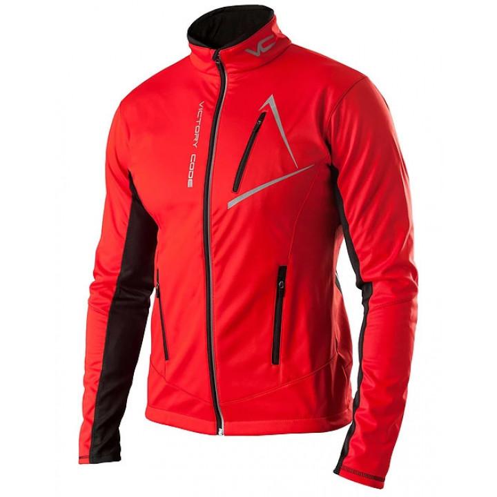 Куртка разминочная Victory Code DYNAMIC red
