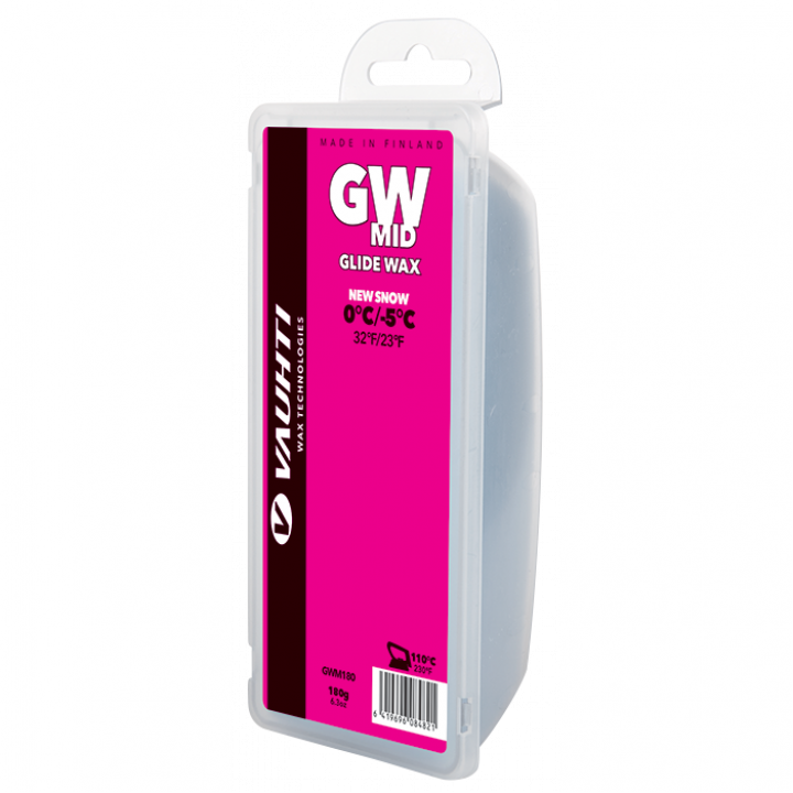 Парафин Vauhti GW MID GWM180 MID /0...-5/ 180 гр.