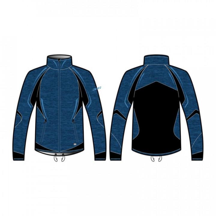 Куртка разминочная KV+ CROSS 9V110.8 petrol