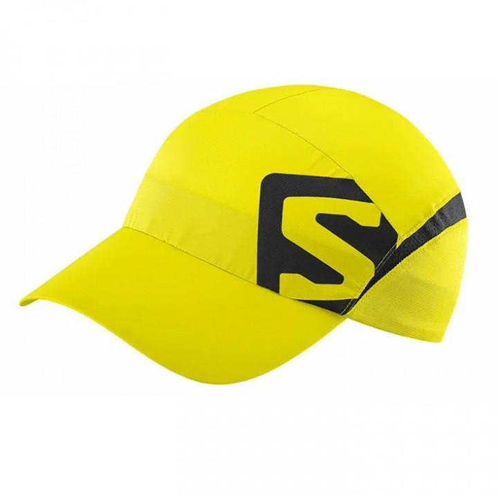 Кепка Salomon XA Cap 40417800 lime/black