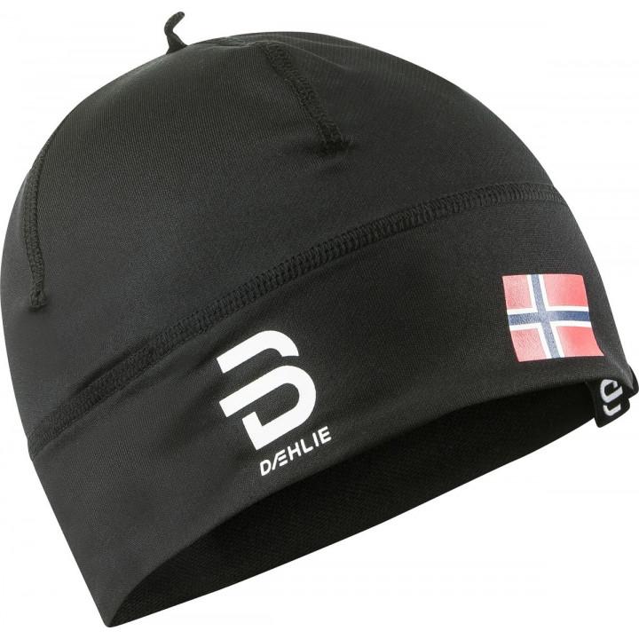 Шапка гоночная Bjorn Daehlie Polyknit Flag 331003 99900 черный