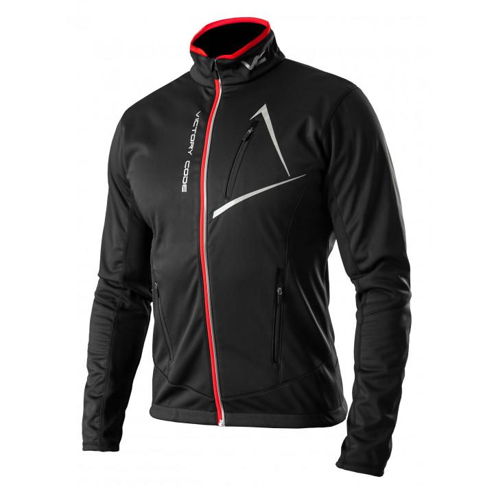 Куртка разминочная Victory Code DYNAMIC black