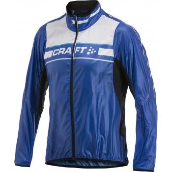Велокуртка Craft Featherlight 1901283 3345 синий/белый