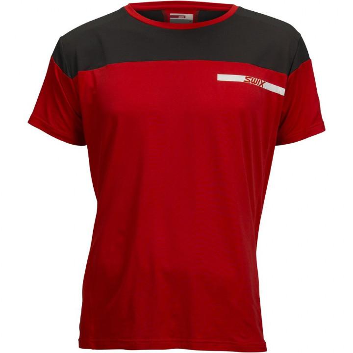 Футболка Swix CARBON 40861 99992 ярко-красный
